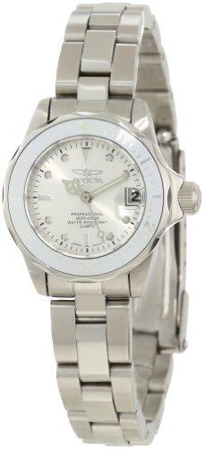 インヴィクタ インビクタ 腕時計 レディース 時計 Invicta Women's 12519 Pro-Diver Silver Dial Watch