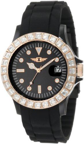 インヴィクタ インビクタ 腕時計 レディース 時計 Invicta Women's IBI-10067-009 Crystal-Accented Black Sport Watch