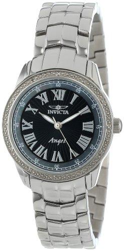 インヴィクタ インビクタ 腕時計 レディース 時計 Invicta Women's 0611 Angel Collection Diamond Stainless Steel Watch