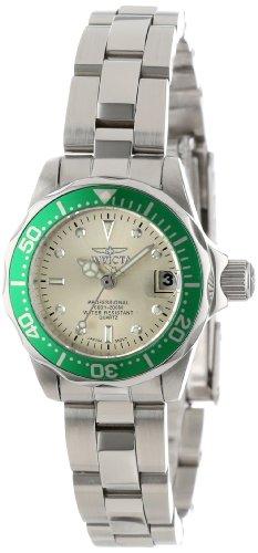 インヴィクタ インビクタ 腕時計 レディース 時計 Invicta Women's 14099 Pro Diver Champagne Dial Stainless Steel Watch