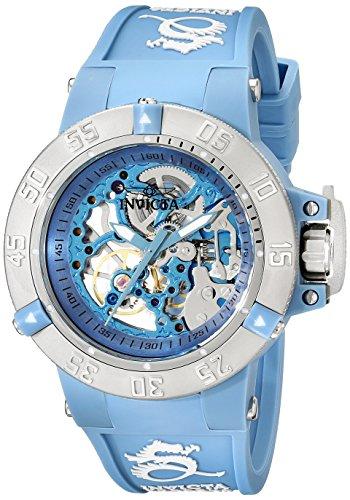 インヴィクタ インビクタ 腕時計 レディース 時計 Invicta Women's 17131 Subaqua Analog Display Mechanical Hand Wind Blue Watch
