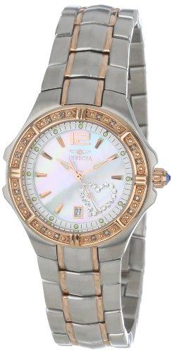 インヴィクタ インビクタ 腕時計 レディース 時計 Invicta Women's 0694 Wildflower Collection Diamond Accented Two-Tone Watch