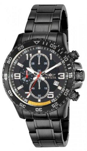 インヴィクタ インビクタ 腕時計 メンズ 時計 Invicta Mens Specialty Chronograph Limited Ed. Gunmetal IP Stainless Steel Bracelet Watch 14884