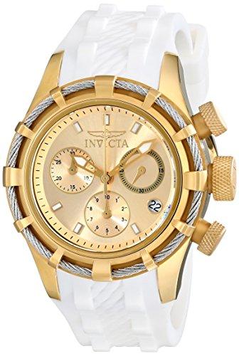 古典 インヴィクタ インビクタ 腕時計 レディース 時計 Invicta Women's 16107 Bolt Analog Display Swiss Quartz White Watch