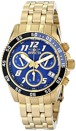 インヴィクタ インビクタ 腕時計 レディース 時計 Invicta Women's 15510 Pro Diver 18k Gold Ion-Plated Stainless Steel Watch