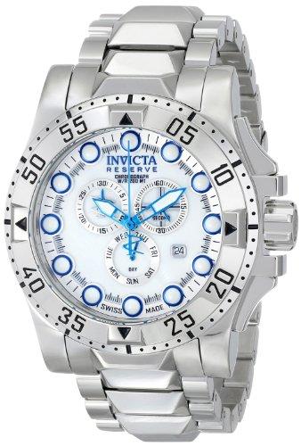 インビクタ 時計 インヴィクタ メンズ 腕時計 Invicta Men's 15322 Excursion Analog Display Swiss Quartz Silver Watch