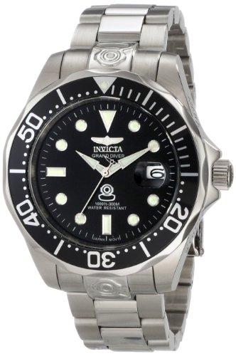 インビクタ 時計 インヴィクタ メンズ 腕時計 Invicta Men's 3044 Stainless Steel Grand Diver Automatic Watch