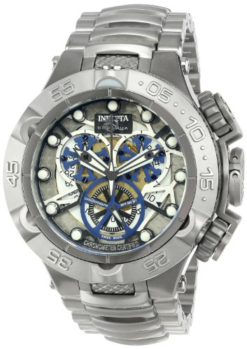インビクタ 時計 インヴィクタ メンズ 腕時計 Invicta Men's 13734 Subaqua Analog Display Swiss Quartz Silver Watch