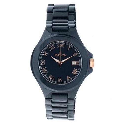 インビクタ 時計 インヴィクタ メンズ 腕時計 Invicta Men's 14579 Ceramics Analog Display Swiss Quartz Blue Watch