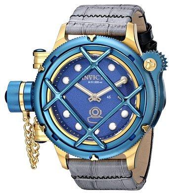 インビクタ 時計 インヴィクタ メンズ 腕時計 Invicta Men's 16198 Russian Diver Analog Display Mechanical Hand Wind Grey Watch