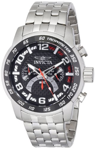 インビクタ 時計 インヴィクタ メンズ 腕時計 Invicta Men's 16068 Pro Diver Analog Display Japanese Quartz Silver Watch