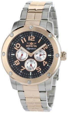 インビクタ 時計 インヴィクタ メンズ 腕時計 Invicta Men's 7327 Signature II Collection Multi-Function Two-Tone Stainless Steel Watch