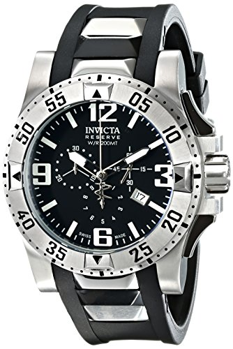 インビクタ 時計 インヴィクタ メンズ 腕時計 Invicta Men's 6262 Reserve Collection Chronograph Excursion Edition Watch