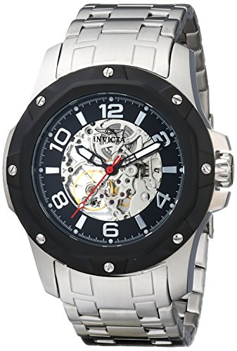 インビクタ 時計 インヴィクタ メンズ 腕時計 Invicta Men's 16126SYB Specialty Stainless Steel Mechanical Hand-Wind Watch