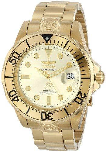インビクタ 時計 インヴィクタ メンズ 腕時計 Invicta Men's 3051 Pro Diver Collection Stainless Steel Automatic Dive Watch