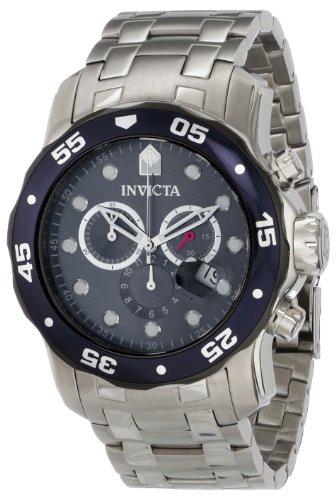 インビクタ 時計 インヴィクタ メンズ 腕時計 Invicta Men's 80057 Pro Diver Analog Display Swiss Quartz Silver Watch