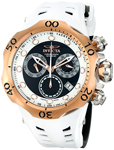 インビクタ 時計 インヴィクタ メンズ 腕時計 Invicta Men's 16993 Venom Analog Display Swiss Quartz Black Watch