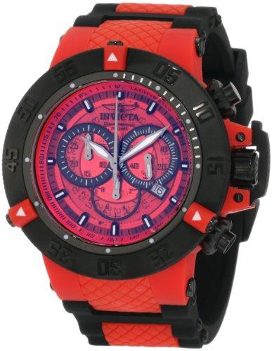 インビクタ 時計 インヴィクタ メンズ 腕時計 Invicta Men's 0938 Anatomic Subaqua Collection Chronograph Watch