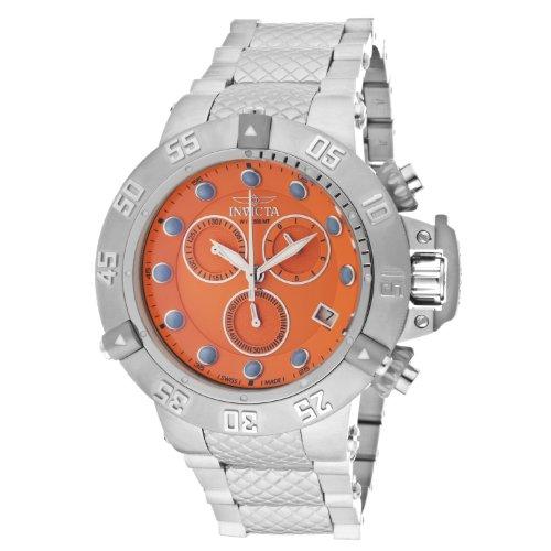 インビクタ 時計 インヴィクタ メンズ 腕時計 Invicta Men's 12726 Subaqua Analog Swiss-Quartz Silver Watch