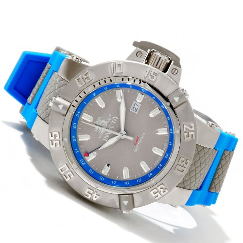インビクタ 時計 インヴィクタ メンズ 腕時計 Invicta Men's 10990 Subaqua Noma III Swiss Quartz Puppy Edition Silicone Strap Watch