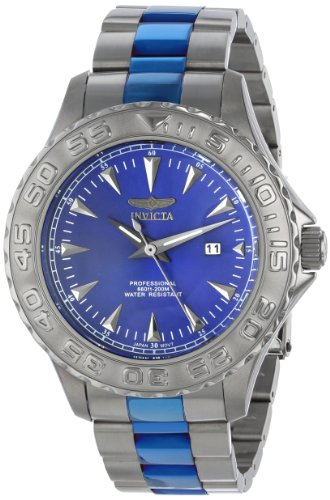 インビクタ 時計 インヴィクタ メンズ 腕時計 Invicta Men's 15496 Pro Diver Analog Display Japanese Quartz Two Tone Watch