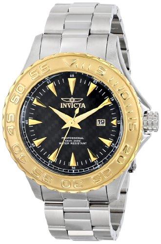 インビクタ 時計 インヴィクタ メンズ 腕時計 Invicta Men's 12556SYB Pro Diver Analog Display Japanese Quartz Silver Watch