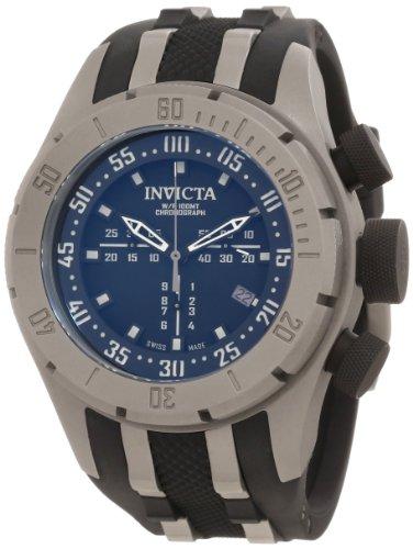 インビクタ 時計 インヴィクタ メンズ 腕時計 Invicta Men's 10012 Coalition Forces Bolt Chronograph Black Dial Watch
