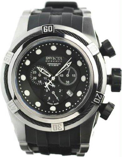 インビクタ 時計 インヴィクタ メンズ 腕時計 Invicta Bolt/Reserve 827 51mm Steel Bracelet & Case flame fusion Men's Watch