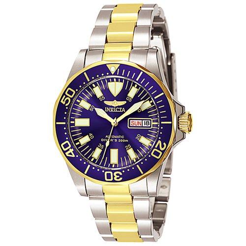 インビクタ 時計 インヴィクタ メンズ 腕時計 Invicta Men's 7046 Signature Collection Pro Diver Two-Tone Automatic Watch