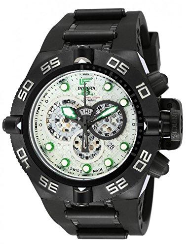 インビクタ 時計 インヴィクタ メンズ 腕時計 Invicta 16660 Mens 50mm Jason Taylor Subaqua Noma IV Swiss Made Strap Watch