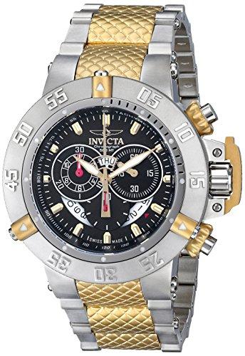 インビクタ 時計 インヴィクタ メンズ 腕時計 Invicta Men's 80508 Subaqua Analog Display Swiss Quartz Two Tone Watch