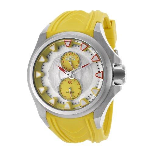 インビクタ 時計 インヴィクタ メンズ 腕時計 Invicta Men's 12335 S1 Rally Analog Japanese-Quartz Yellow Watch