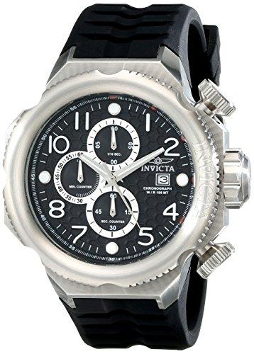 インビクタ 時計 インヴィクタ メンズ 腕時計 Invicta Men's 17168 I-Force Analog Display Japanese Quartz Black Watch