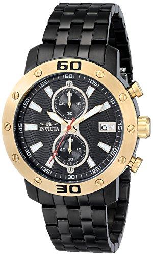 インビクタ 時計 インヴィクタ メンズ 腕時計 Invicta Men's 18022 Specialty Analog Display Japanese Quartz Black Watch
