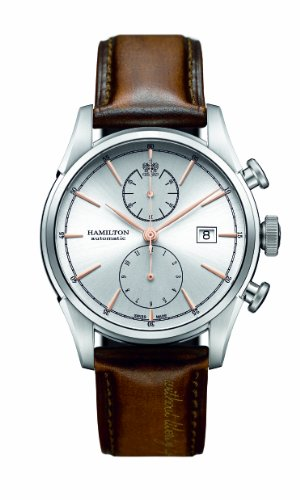 ハミルトン ジャズマスター 腕時計 WATCH Hamilton Jazzmaster Spirit of Liberty H32416581 Man Leather