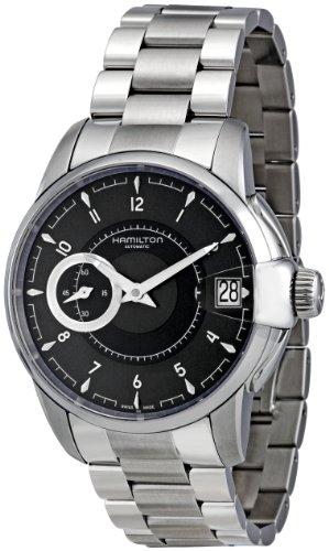 ハミルトン メンズ 腕時計 Hamilton Men's H40615135 Timeless Classic Railroad Automatic Watch