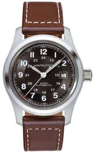 ハミルトン カーキ メンズ 腕時計 Hamilton Men's Khaki Field Auto Original watch #H70555533_Orig