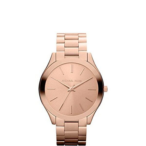 マイケルコース Michael Kors レディース 腕時計 時計 Michael Kors Watches Slim Runway Watch (Rose Gold)