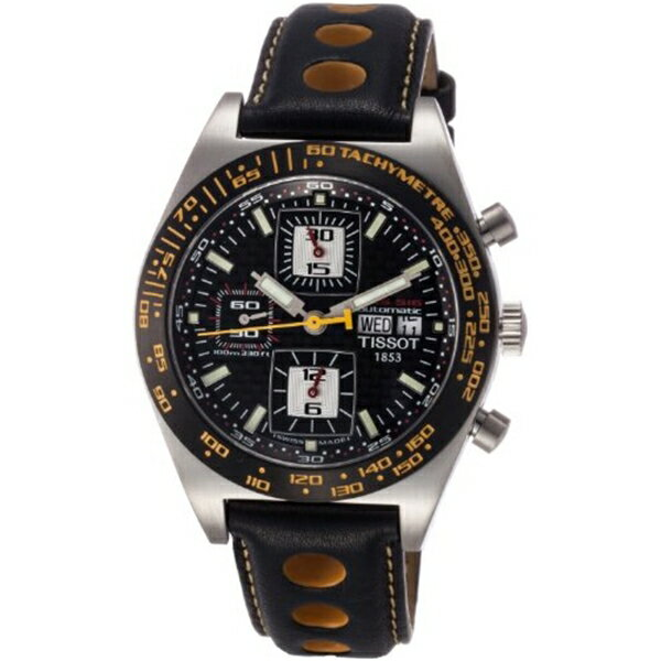 ティソ Tissot 腕時計 メンズ 時計 Tissot T-Sport Prs516 Automatic Chronograph Mens Watch T91.1.427.81