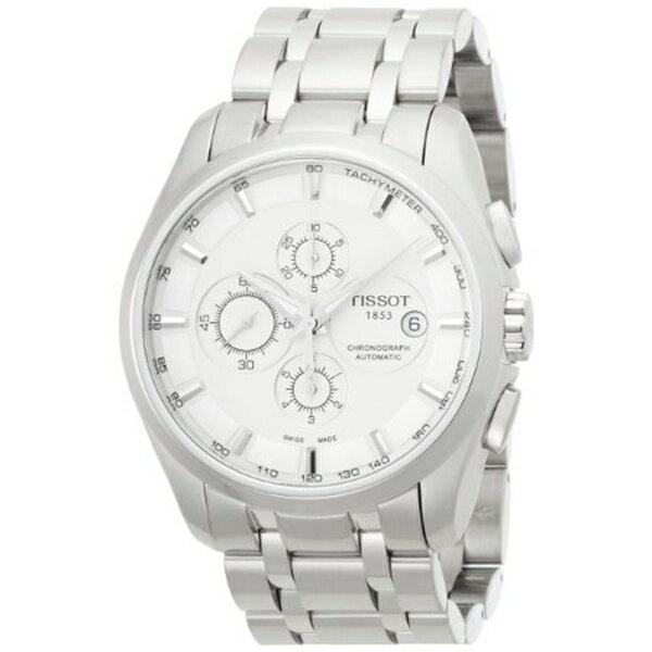 通販で激安 ティソ Tissot 腕時計 メンズ 時計 Tissot Mens Automatic Couturier Watch T035.627.11.031.00