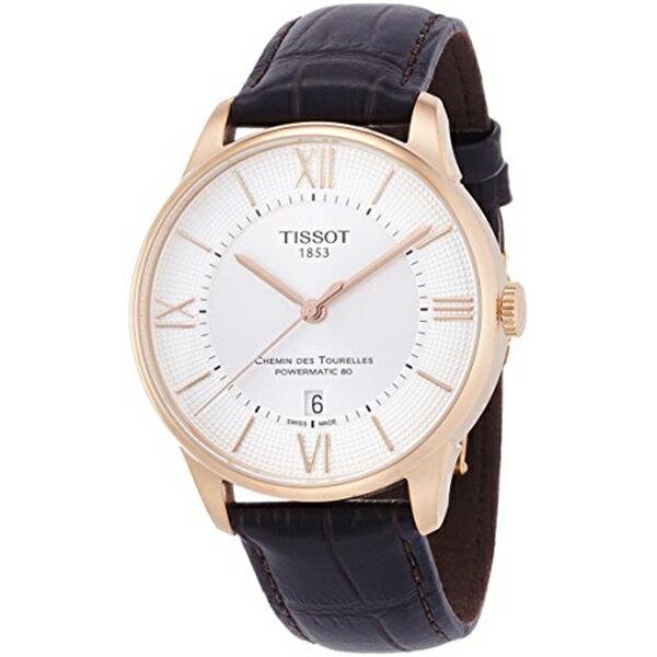 ティソ Tissot 腕時計 メンズ 時計 TISSOT T099.407.36.038.00 CHEMIN DES TOURELLES AUTOMATIC