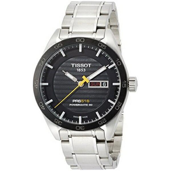 ティソ Tissot 腕時計 メンズ 時計 Tissot t1004301105100 PRS 516 AUTOMATIC GENT WATCH