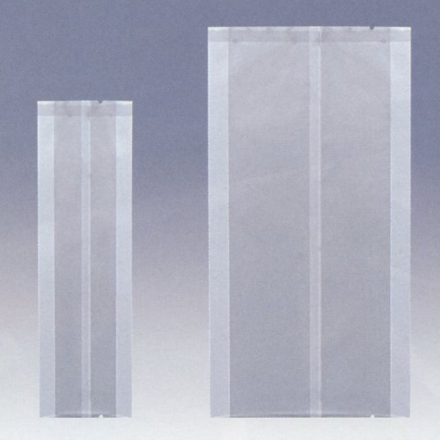 バリアナイロンガゼット袋 QS-165250G30 165+30×250mm(2,500枚) 脱酸素剤対応袋【本州/四国/九州は送料無料】