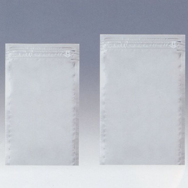 PAL-1014ZH 100×140+27mm(3,000枚) 底開き アルミチャック袋 脱酸素剤対応袋【本州/四国/九州は送料無料】
