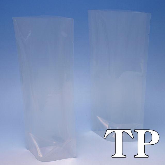 TP-N0100 90×120mm(底27mm)(4,000枚) 透明スタンド袋【本州/四国/九州は送料無料】