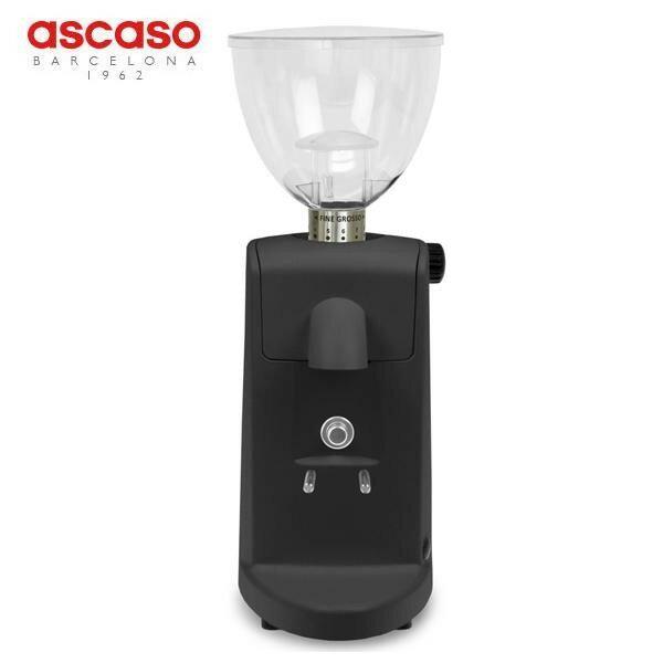 【送料無料】ascaso(アスカソ) i・mini grinder エスプレッソコーヒーグラインダー 110041 Black【同梱・代引き不可】