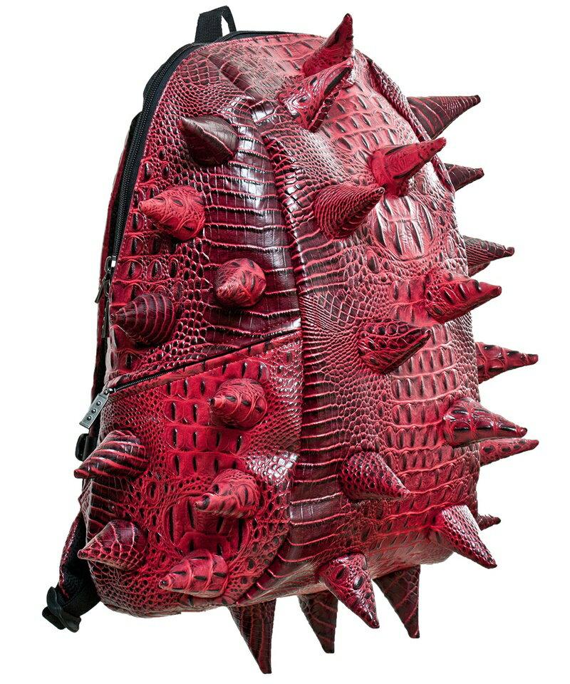 マッドパックス 送料無料 キッズ バックパック 子供用 おしゃれ ブランド リュックサック リュック人気 女の子 子供 MadPax フルサイズ Kid's Lator-Gator Fullpack Red-Tillion