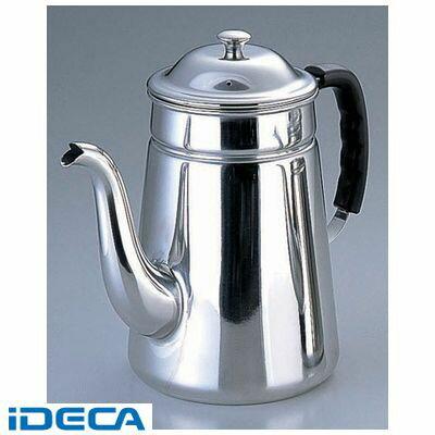KL72668 SA18-8プラハンドル コーヒーポット #15(電磁対応)