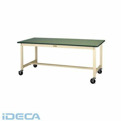 【キャンセル不可】DV26030 1200x600x740mm/160kg ワークテーブル(キャスター付)