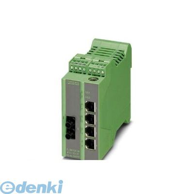 DM31114 Industrial Ethernet Switch - FL SWITCH LM 4TX/1FX ST - 2989721